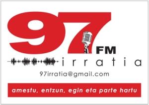 97 FM, ametsen duen irratiak